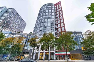 "Photo 1: 204 933 SEYMOUR Street in Vancouver: Downtown VW Condo for sale in ""THE SPOT"" (Vancouver West)  : MLS®# R2505769"