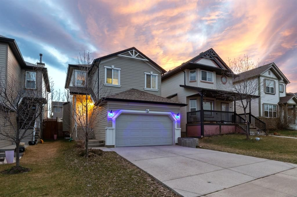 Main Photo: 64 Covepark Rise NE in Calgary: Coventry Hills Detached for sale : MLS®# A1100887