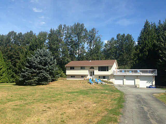 Main Photo: 1633 HIGHWAY 99 Highway: Pemberton House for sale : MLS®# V1136882