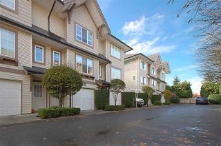 "Photo 1: 21 20540 66 Avenue in Langley: Willoughby Heights Townhouse for sale in ""Amberleigh"" : MLS®# R2318754"