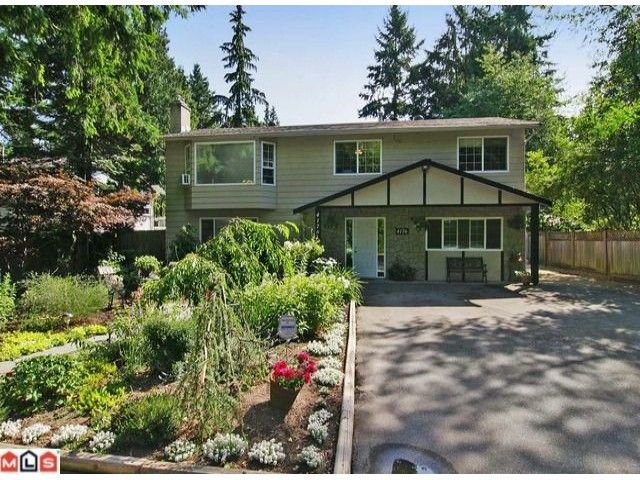 """Main Photo: 4176 206A Street in Langley: Brookswood Langley House for sale in """"BROOKSWOOD"""" : MLS®# F1121699"""