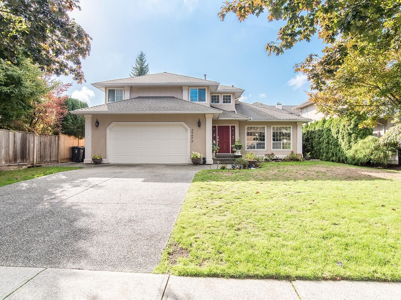 """Main Photo: 20672 93 Avenue in Langley: Walnut Grove House for sale in """"Forest Creek/Greenwood"""" : MLS®# R2622596"""
