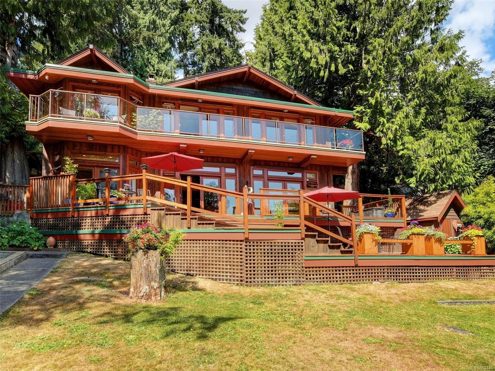 Main Photo: 4817 Prospect Lake Rd in : SW Prospect Lake House for sale (Saanich West)  : MLS®# 882446