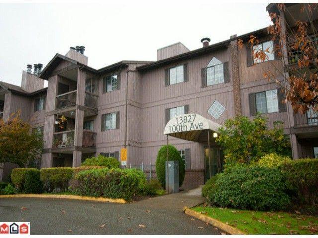 Main Photo: 3211 13827 100TH Avenue in SURREY: Whalley Condo for sale (Surrey)  : MLS®# F1027330