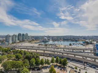 """Photo 17: 2308 58 KEEFER Place in Vancouver: Downtown VW Condo for sale in """"Firenze 1"""" (Vancouver West)  : MLS®# V1140946"""