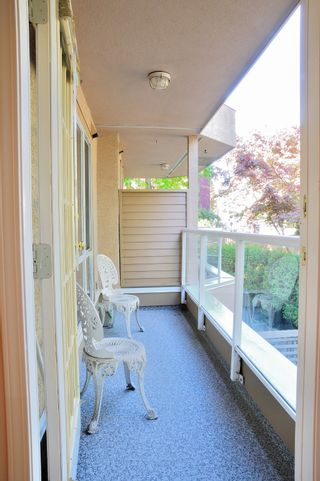 """Photo 13: 204 1009 HOWAY Street in New Westminster: Uptown NW Condo for sale in """"HUNTINGTON WEST"""" : MLS®# R2113265"""