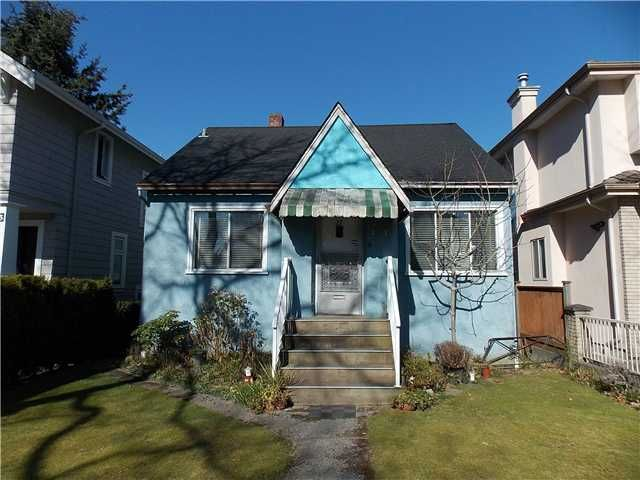 Main Photo: 27 W 22nd Av in Vancouver: Cambie House for sale (Vancouver West)  : MLS®# V1111163