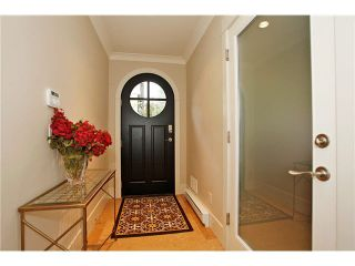 """Photo 3: 632 2580 LANGDON Street in Abbotsford: Abbotsford West Townhouse for sale in """"The Brownstones on the Park"""" : MLS®# F1424692"""
