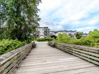 """Photo 31: 203 23215 BILLY BROWN Road in Langley: Fort Langley Condo for sale in """"WATERFRONT AT BEDFORD LANDING"""" : MLS®# R2460777"""