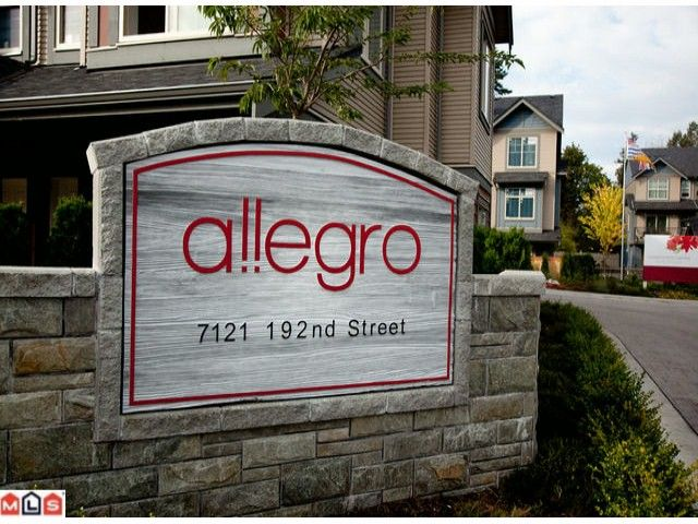 FEATURED LISTING: 38 - 7121 192 Street Surrey