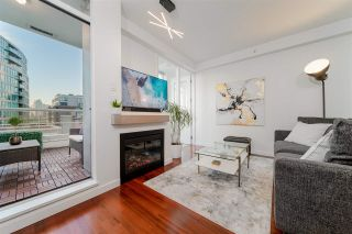 Photo 1: 404 2055 YUKON STREET in Vancouver: False Creek Condo for sale (Vancouver West)  : MLS®# R2537726