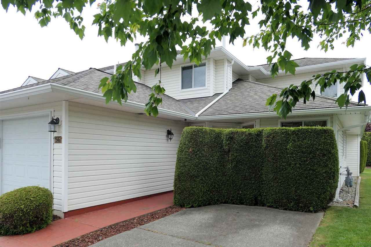 """Main Photo: 56 21928 48 Avenue in Langley: Murrayville Townhouse for sale in """"Murrayville Glen"""" : MLS®# R2585896"""