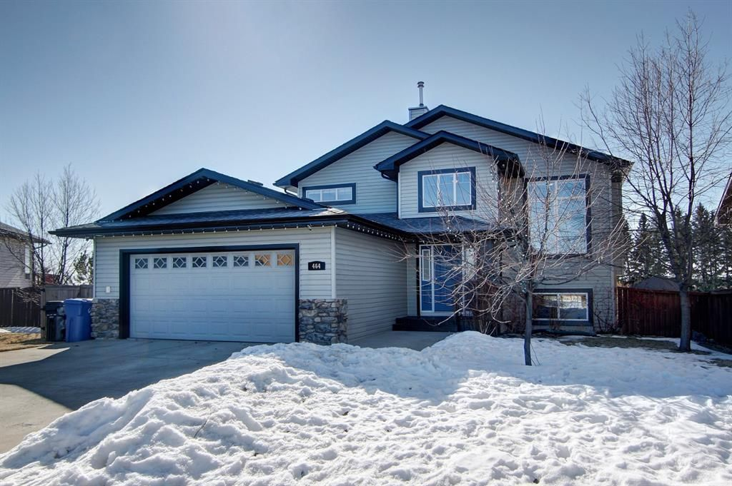Main Photo: 464 400 Carriage Lane Crescent: Carstairs Detached for sale : MLS®# A1077655