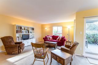 "Photo 3: 112 7465 SANDBORNE Avenue in Burnaby: South Slope Condo for sale in ""SANDBORNE HILL COMPLEX"" (Burnaby South)  : MLS®# R2437401"