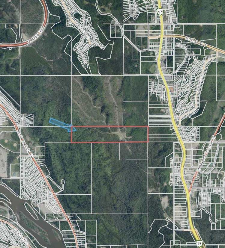 Main Photo: DL 7646 BEDARD Road in Prince George: Hart Highway Land Commercial for sale (PG City North (Zone 73))  : MLS®# C8036297