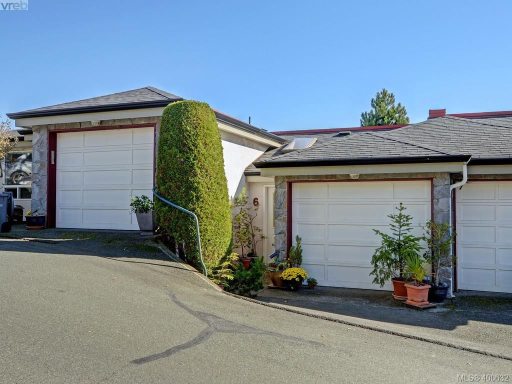 Main Photo: 6 300 Six Mile Rd in VICTORIA: VR Six Mile Row/Townhouse for sale (View Royal)  : MLS®# 799433