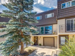 Photo 1: 516 3130 66 Avenue SW in Calgary: Lakeview Row/Townhouse for sale : MLS®# A1024120