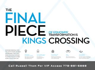 Photo 1: Assignment of contract - Kings Crossing 7388 Kingsway Burnaby BC
