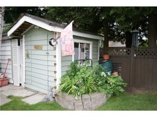 Photo 20: 9540 PATTERSON Road in Richmond: West Cambie 1/2 Duplex for sale : MLS®# V1070788