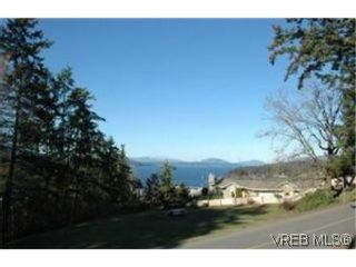 Photo 1: 6819 Wallace Dr in BRENTWOOD BAY: CS Brentwood Bay House for sale (Central Saanich)  : MLS®# 521287