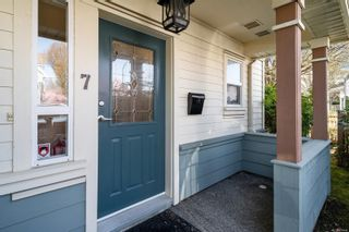 Photo 3: 7 1019 North Park St in : Vi Central Park Row/Townhouse for sale (Victoria)  : MLS®# 871444