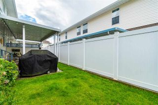 Photo 32: 11 45175 WELLS Road in Chilliwack: Sardis West Vedder Rd Townhouse for sale (Sardis)  : MLS®# R2593439
