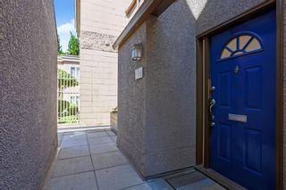 """Photo 1: 1169 W 8TH Avenue in Vancouver: Fairview VW Townhouse for sale in """"Fairview 2"""" (Vancouver West)  : MLS®# R2588619"""