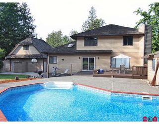 """Photo 10: 19746 84TH Avenue in Langley: Willoughby Heights House for sale in """"WEST LATIMER/ WILLOUGHBY"""" : MLS®# F2825635"""