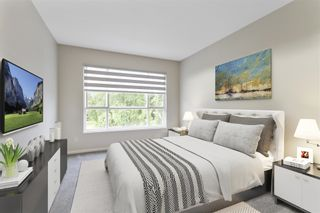 """Photo 9: 439 3098 GUILDFORD Way in Coquitlam: North Coquitlam Condo for sale in """"Marlborough House"""" : MLS®# R2611527"""