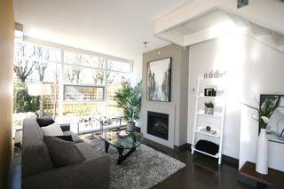Photo 3: 101 1088 W 14th Avenue in Coco: Home for sale : MLS®# v875040
