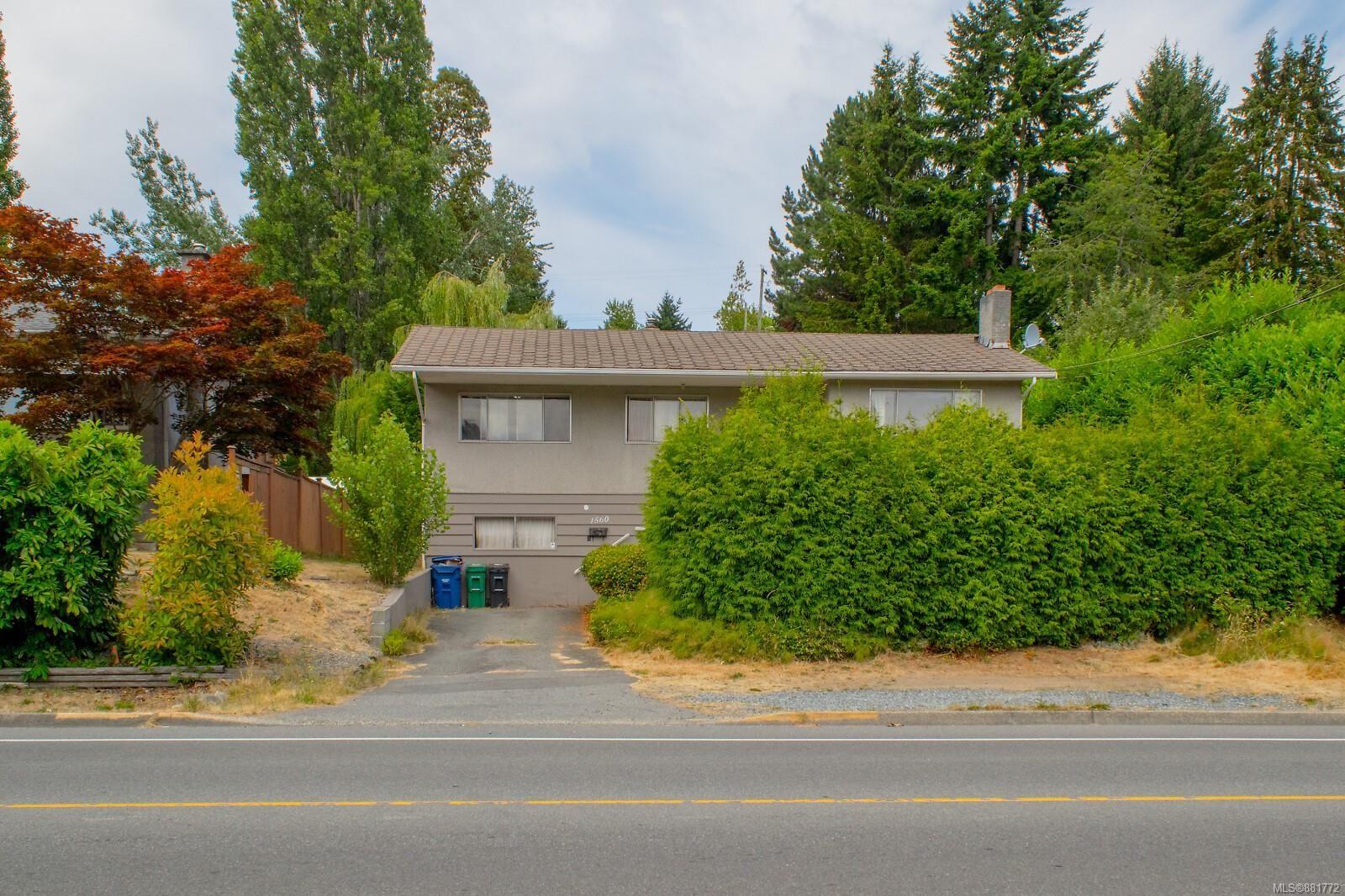 Main Photo: 1560 Bush St in : Na Central Nanaimo House for sale (Nanaimo)  : MLS®# 881772