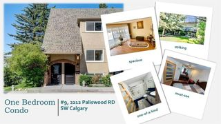 Main Photo: 9 2212 Paliswood Road SW in Calgary: Palliser Row/Townhouse for sale : MLS®# A1106639