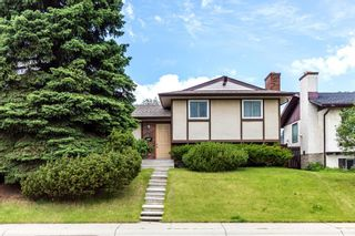 Photo 1: 447 CEDARPARK Drive SW in Calgary: Cedarbrae Detached for sale : MLS®# A1009666