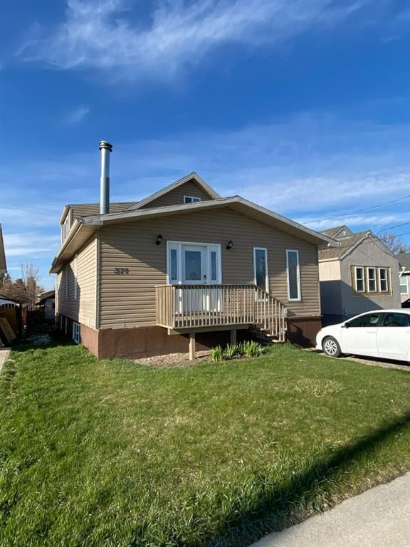 Main Photo: 371 3rd Avenue W: Cardston Detached for sale : MLS®# A1098653