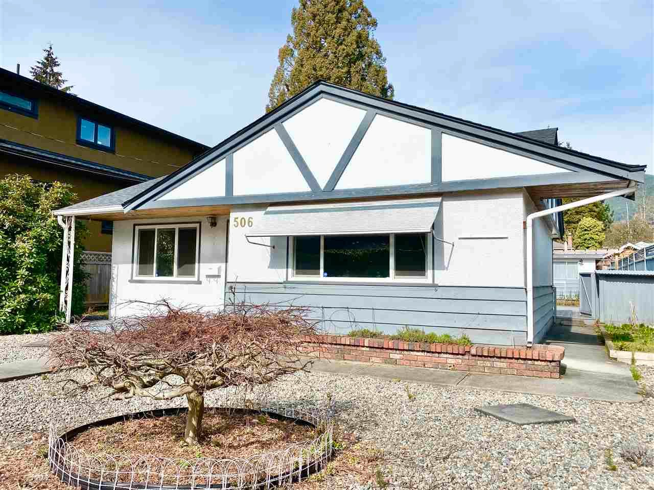 Main Photo: 506 W 23RD Street in North Vancouver: Central Lonsdale House for sale : MLS®# R2590682