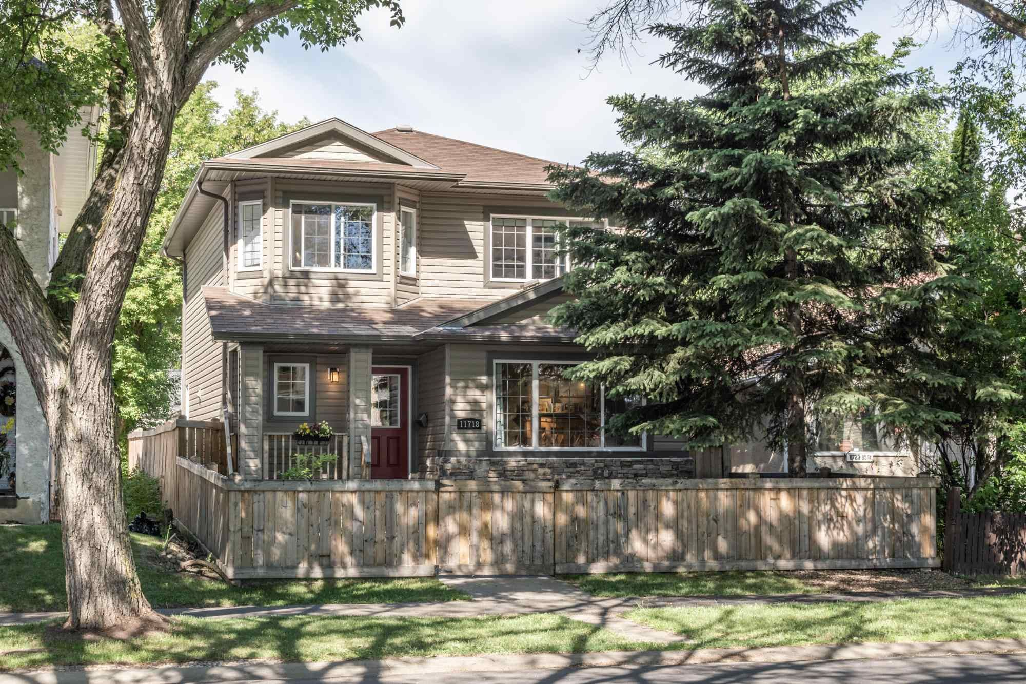 Main Photo: 11718 85 Street NW in Edmonton: Zone 05 House for sale : MLS®# E4251821