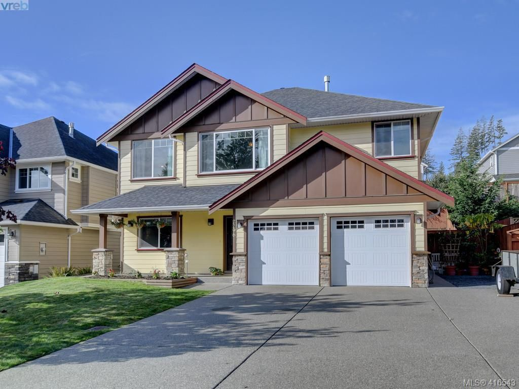 Photo 1: Photos: 2296 N French Rd in SOOKE: Sk Broomhill House for sale (Sooke)  : MLS®# 826319