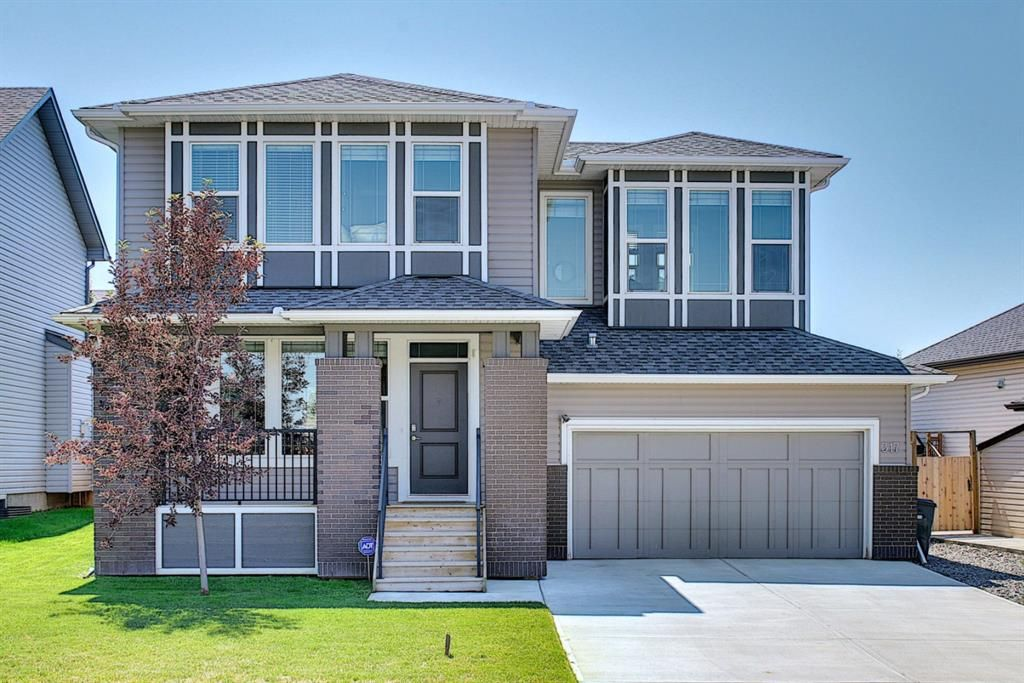 Main Photo: 317 Ranch Close: Strathmore Detached for sale : MLS®# A1128791