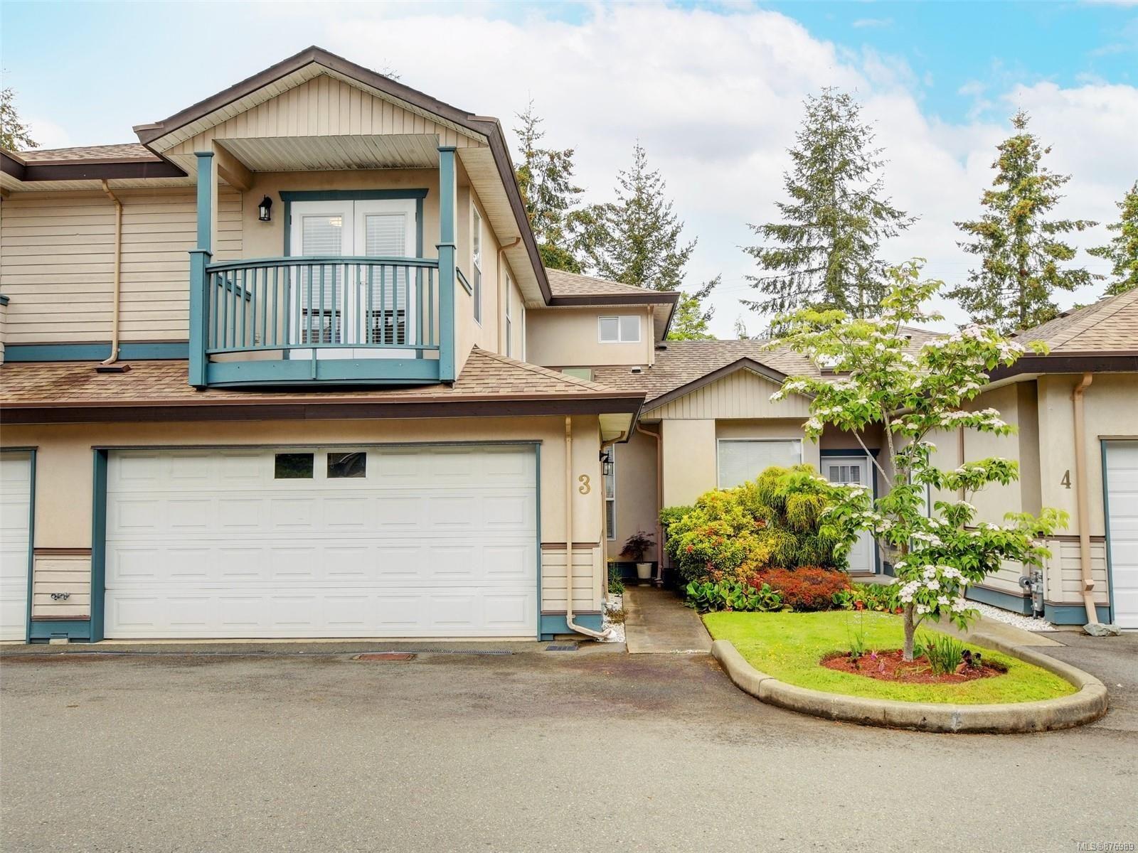Main Photo: 3 4525 Wilkinson Rd in : SW Royal Oak Row/Townhouse for sale (Saanich West)  : MLS®# 876989