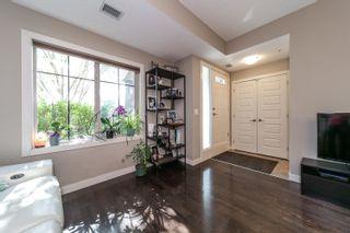 Photo 2: 110 10540 56 Avenue in Edmonton: Zone 15 Townhouse for sale : MLS®# E4262122
