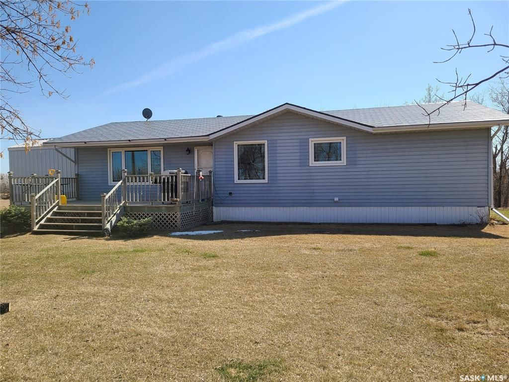 Main Photo: Abrey Acreage in Tisdale: Residential for sale : MLS®# SK851060