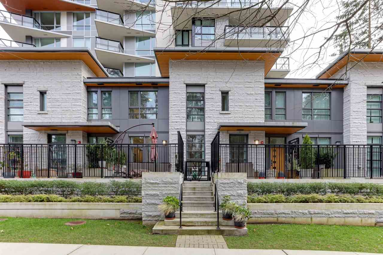 Main Photo: 103 1129 PIPELINE Road in Coquitlam: New Horizons Townhouse for sale : MLS®# R2547180