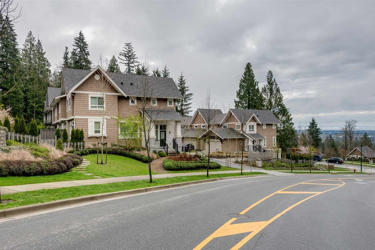 Main Photo: 34 1295 SOBALL STREET in : Burke Mountain Townhouse for sale : MLS®# R2083896