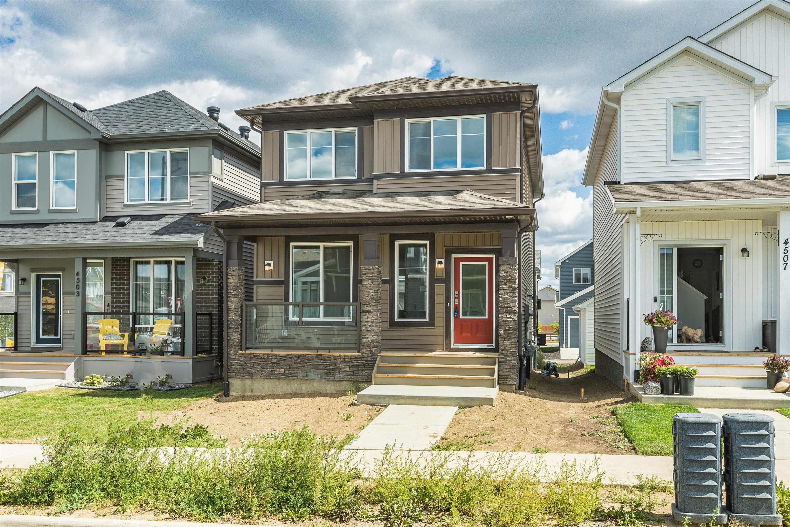 Main Photo: 4505 KINSELLA Link in Edmonton: Zone 56 House for sale : MLS®# E4257926