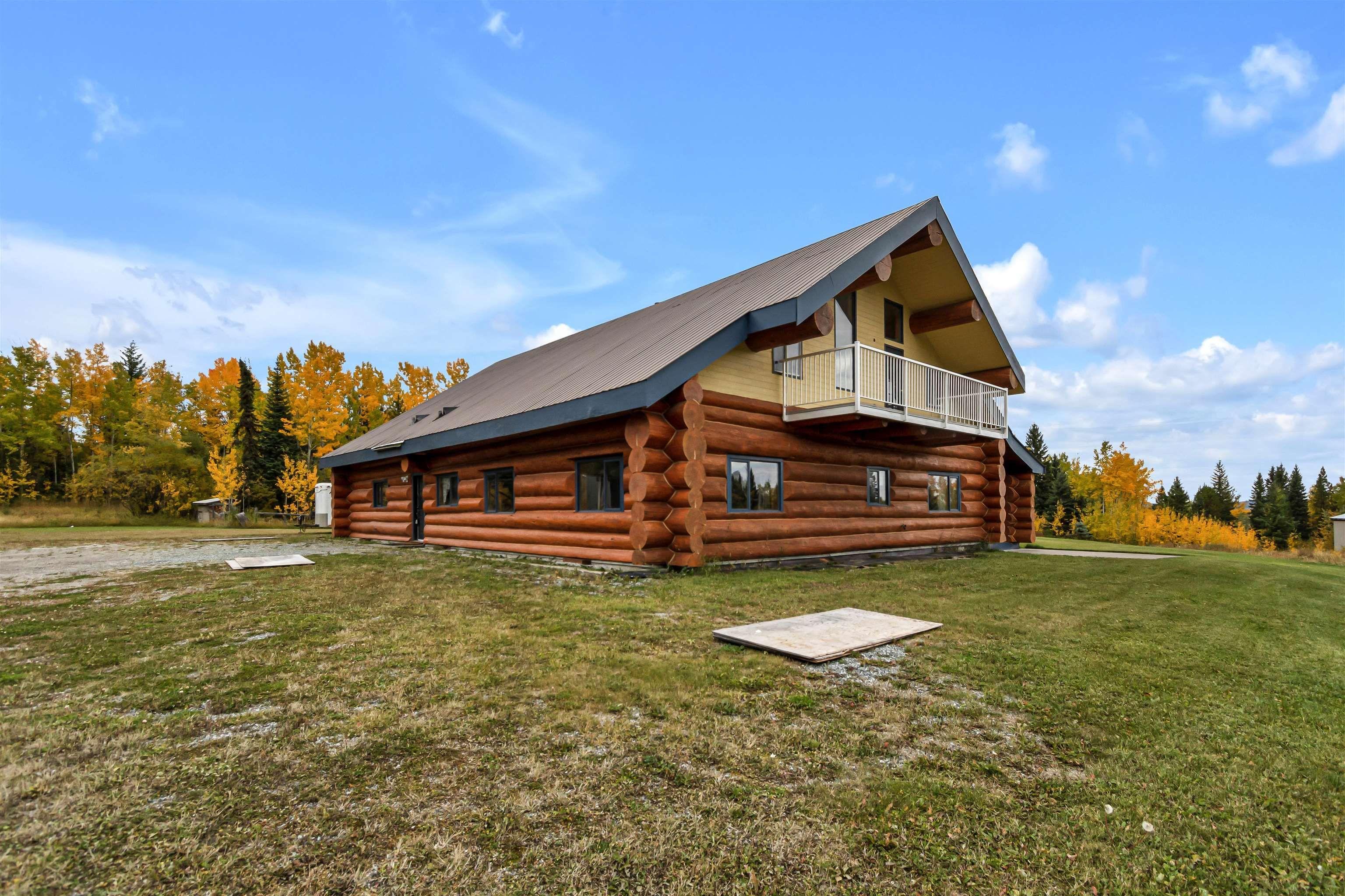 Main Photo: 9770 W 16 Highway in Prince George: Upper Mud House for sale (PG Rural West (Zone 77))  : MLS®# R2620264