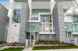 """Photo 1: 101 652 WHITING Way in Coquitlam: Coquitlam West Townhouse for sale in """"Marquee"""" : MLS®# R2616667"""