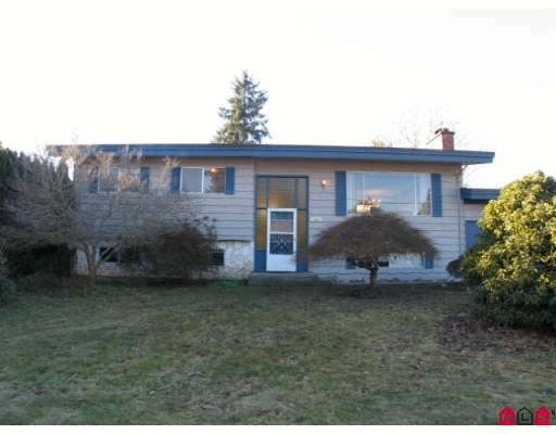 Main Photo: 2069 MEADOWS Street in Abbotsford: Abbotsford West House for sale : MLS®# F2900908