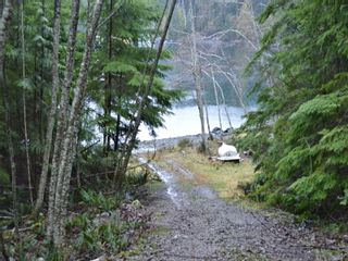 Main Photo: 1309 Gorge Harbour Rd in : Isl Cortes Island Land for sale (Islands)  : MLS®# 868715