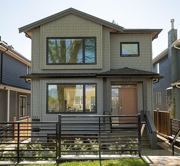 Main Photo: 332 E 23RD AVENUE in Vancouver: Main House for sale (Vancouver East)  : MLS®# R2571330