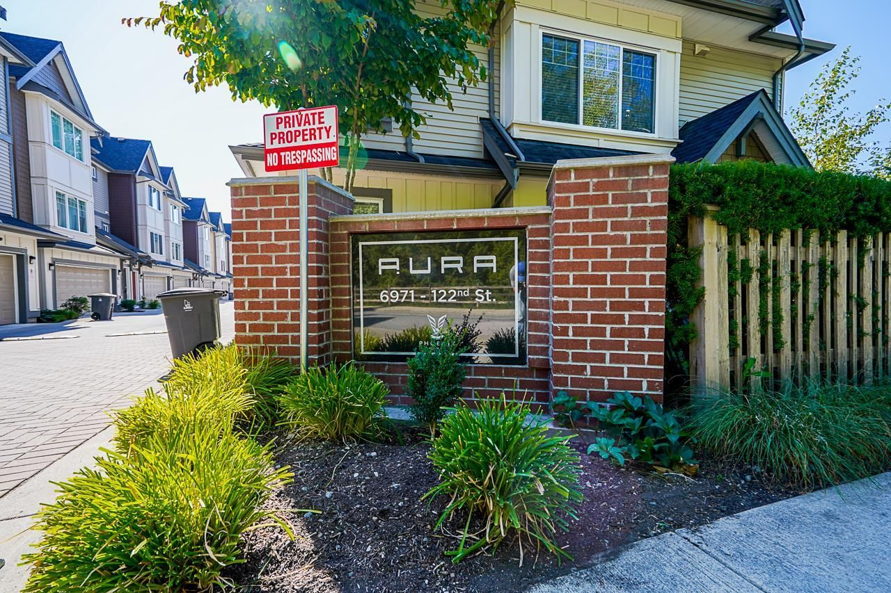 Main Photo: 33 6971 122 Street in Surrey: West Newton Townhouse for sale : MLS®# R2602556